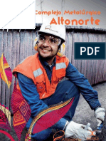 Altonorte Reporte de Sostenibilidad 2011