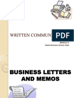 Written Communication _i