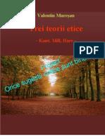 Trei Teorii Etice