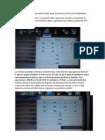 Manual para conexión de DVR a DDNS
