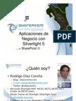 Aplicaciones de Linea de Negocio Con Silverlight y SharePoint