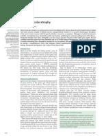 ATROFIA MUSCULAR ESPINAL Lancet 2008