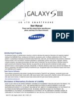 ATT i747 Galaxy S III English User Manual LH1 F5