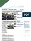 Bewonersorganisatie_ 'Bericht Shariadriehoek Angst Stemmingmakerij