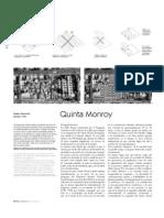 Analisis Quinta Monroy