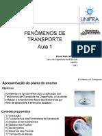 Aula_Fenômenos de Transporte_1