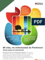 Guia Paciente Parkinson Mi Vida Con Parkinson