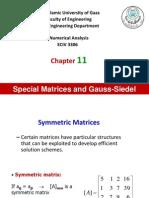 Gauss Siedel
