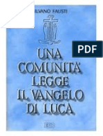 SIlvano Fausti Luca 12-24