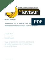 Escuela Superior Tecnologico Privado Flavisur