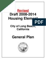 Long Beach Draft Housing Element 2008-2014