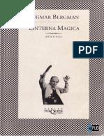 La Linterna Magica - Ingmar Bergman