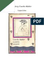 Hedwig Courths Mahler-Lijepa Lilian