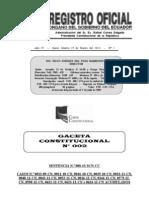 2. Gaceta_Corte_Constitucional_No._2- Art. 168 y 178 apelacion LOTTTSV-año 2013