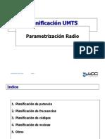 UMTS - Planificación Radio - Parametrización