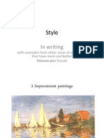 Style in Prose