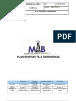p r e Mabisa Del Norte s a de c v -Rev. 1