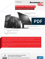 ThinkCentre M92 M92p Datasheet