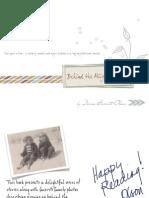 Sample Virtual Book Card