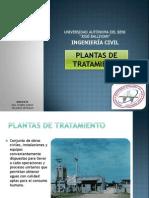 9º TEMA - PLANTAS DE TRATAMIENTO