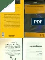 2010 - Estudio Liminar a Un Enigma Literario