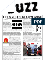 The Buzz Newsletter 6th May 2009 Coventry University