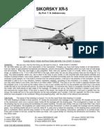 Sikorsky Xr 5
