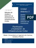 APUNTES+TEMA+5.+Métodos+de+Análisis+y+Selección+de+Inversiones+en+Infraestructuras+Civiles