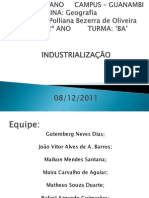 industrializao-120124172447-phpapp01
