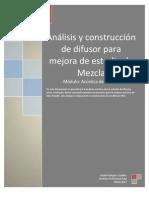 Analisis y construcción de prd
