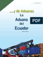 Analisis Ley de Aduanas