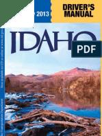 IDaho Manual 2013