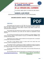 02 09 ORIGINAL El Libro de La Virgen Del Carmen Www.gftaognosticaespiritual.org