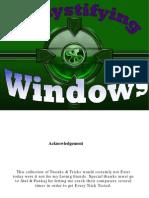 Windows Trics Tips