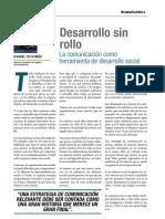 Desarrollo Sin Rollo - Daniel Olivares