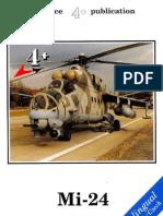 Soviet Mi-24 Hind