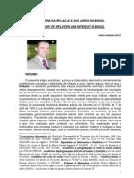 LIVRO - A HISTÓRIA DA INFLAÇÃO E DOS JUROS NO BRASIL