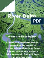 River Deltas