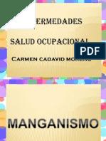 Mangan is Mo