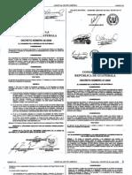 Ley to a Las Pensiones Q120.00 2008