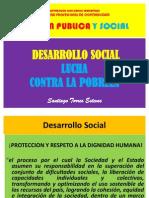 LA GESTIÓN PÚBLICA, EL DESARROLLO SOCIAL Y