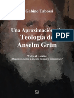 Una Aproximación a la Teología de Anselm Grün - Gabino Tabossi