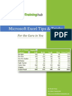Excel Tips&Tricks E-BookV1.1