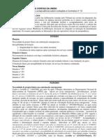 TCU - Informativo de Jurisprudência sobre Licitações e Contratos nº 10