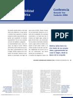 RSE 3 Conferencia Bernardo Toro - El contexto de la Sostenibilidad en Latinoamérica