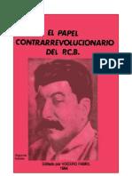 Papel contrarevolucionario del P.C.B.pdf