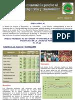 Boletin Precios 05 2011