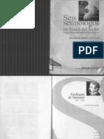 Seis Semiologos en Busca Del Lector