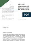 Movimientos Migratorios en Venezuela. Chi-Yi Chen. p27-47
