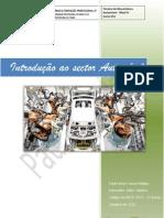 1-Introdução ao Sector Automóvel